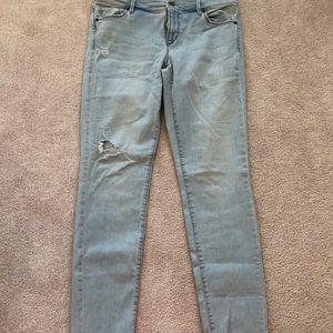 LOFT Modern Skinny Jean